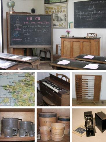 collection Musée école, l'école
