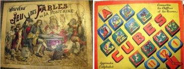 deux exemples de jeux de société