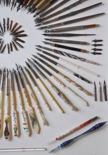 Musée de l'école Bothoa - plumes